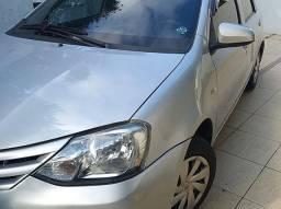 Etios Sedan GNV AUTOMÁTICO