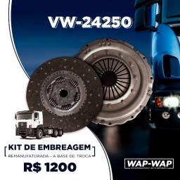 Kit de Embreagem Remanufaturada VW-24250