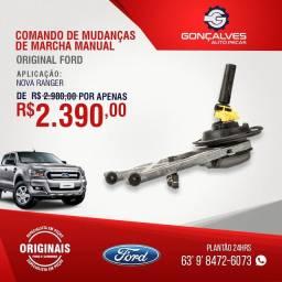 COMANDO DE MUDANÇAS DE MARCHA MANUAL ORIGINAL FORD