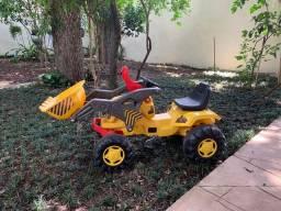 Trator de pedal
