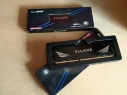 Memoria Ram 4GB 2666Mhz ddr4 Kllisre Nova - Pronta Entrega