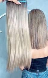Título do anúncio: Mega Hair Loiro