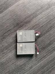 Baterias de controle de ps4 usadas