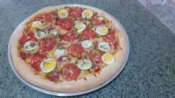 Aux. De Pizzaiolo e Chapeleiro disponível.