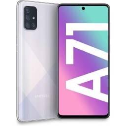 Samsung Galaxy A71 - recém comprado