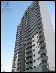 Apartamento mobiliado com 4 quartos à venda por R$ 1.150.000 - Goiabeiras - Cuiabá/MT