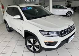 COMPASS 2018/2018 2.0 16V DIESEL LONGITUDE 4X4 AUTOMÁTICO