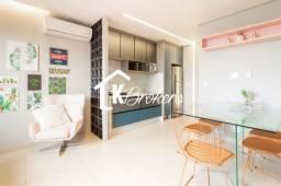 Apartamento Duplex Mobiliado a venda no Setor Bueno em Goiânia.