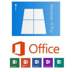 Instalação Windows+office grátis