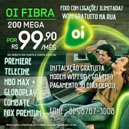 Título do anúncio: Mude para FIBRA