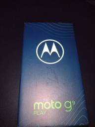Motorola g 9 play azul safira