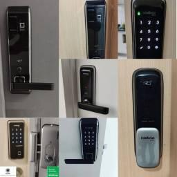 Título do anúncio: Instalação de fechaduras digitais, biométricas, elétricas e eletroímã