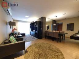 Apartamento Delta Club, 3 quartos, 1 suíte à venda, 124 m² por R$ 840.000 - Alto - Piracic