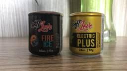 Óleo corporal Fire ice e electric plus