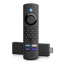 Título do anúncio: Novo Fire TV Stick com Controle Remoto por Voz com Alexa (inclui comandos de TV)