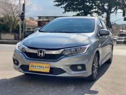 Honda City 2018 EX Automatico + 46.000km + unico dono