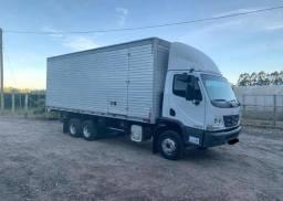 Título do anúncio: Mb Accelo 1316 Baú Trucado Térmico Truck 2018