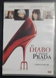 Título do anúncio: Dvd O Diabo Veste Prada Original