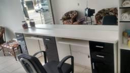 Instalação para salão de cabeleleiro