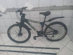 Título do anúncio: Bike aro 26 alumino