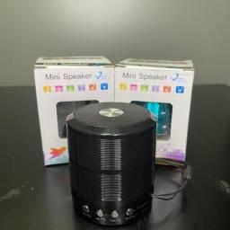 Mini Caixinha de Som Bluetooth Portátil