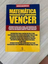 Livro - Matemática Para Vencer - CONCURSOS 6º Ano