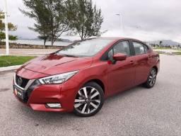 Título do anúncio: Nissan Versa EXCLUSIVE 1.6 CVT