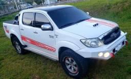 Título do anúncio: Hilux CD SRV D4 -D 4x4 3.0 TDI Diesel Automática  2009/2009