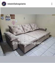 Título do anúncio: Sofá retratil  e reclinavel  direto  da fábrica