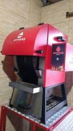 Máquina Churrasqueira de Espetinhos