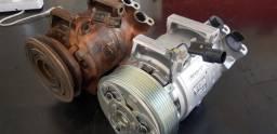 Ar condicionado automotivel