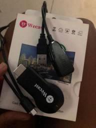 Chromecast wecast