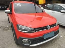 Título do anúncio: Volkswagen Saveiro Cross 1.6 CD 16v Flex 2015