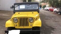 Título do anúncio: Jeep 1976 Aceita troca .
