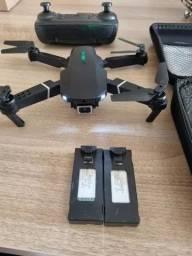 Drone E88 Pro  - Até 12x Com Frete Grátis - Ribeirão