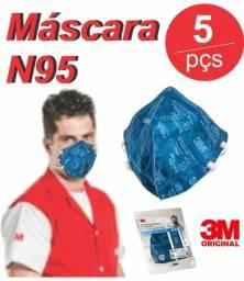 Título do anúncio: Máscara 3M 9820 ( Original ) Embalada