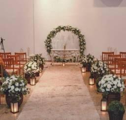 Título do anúncio: @Decoração de @casamento @15anos mesa de bolo passarela