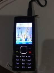 Título do anúncio: Nokia x2 lanterninha e rádio fim baratinho