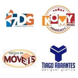 Título do anúncio: Criações de logotipo para sua empresa R$150 - Peça já seu orçamento!