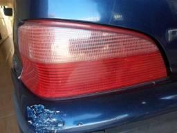 Lanterna Traseira Lado Esquerdo Original Usada Peugeot 106 ano 98