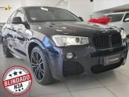 BMW X4 3.0 M SPORT 35I 4X4 24V TURBO GASOLINA 4P AUTOMÁTICO