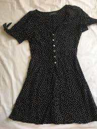 Título do anúncio: Vestido de bolinhas