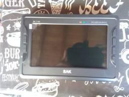 Título do anúncio: Mini TV Bak 7 Polegadas Analógica Portátil
