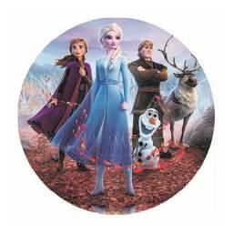 Título do anúncio: Painel redondo da Frozen II
