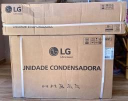 Ar Condicionado LG 18.000 BTUs Q/F - Nacional, Novo, Lacrado com NF e Garantia