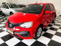 Toyota Etios 2019 1.3 X Standard 16v 5p Impecável