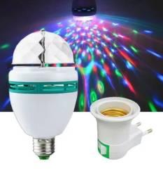 Dê um Up na Sua Festa Globo de Luz Colorido Bocal Lâmpada Padrão Led