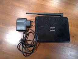 Roteador/repetidor D-link Wi-fi 2.4ghz Dir-600 (usado)