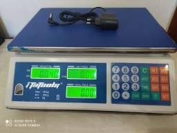 Título do anúncio: Balança digital 40 kg Luz bivolt e bateria