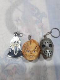 Título do anúncio: Chucky, Jason e  Pânico chaveiros
